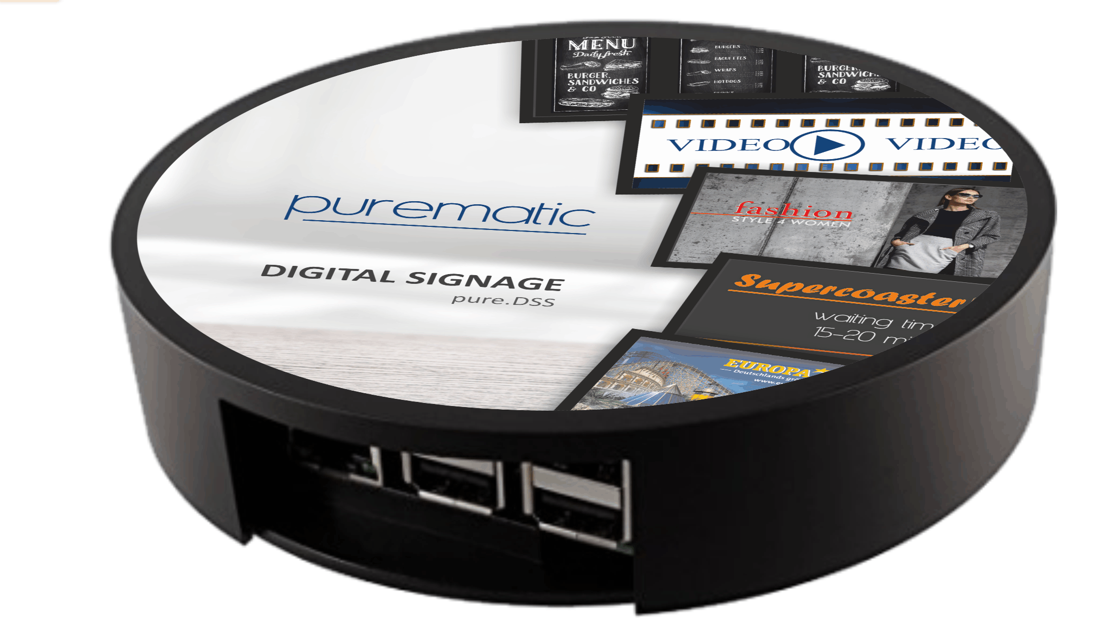 Prices pure.DSS Digital Signage
